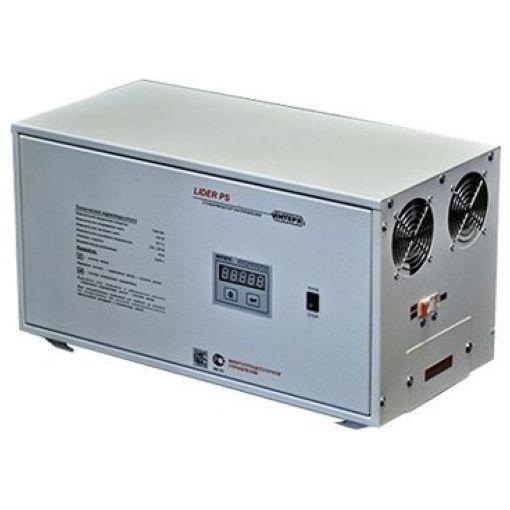 Однофазный электронный стабилизатор LIDER PS 12000 W-15