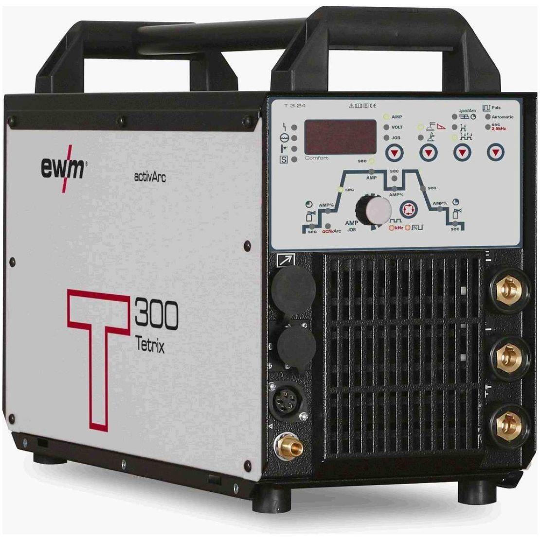 Сварочный инвертор EWM Tetrix 300-2